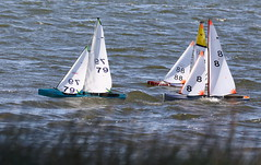 Victorian Marblehead Champs 2018 ~ 37 (Jaybee35) Tags: victorian marblehead championships rm radio yachting sailing rc control model boat apmyc edgewater melbourne australia july 2018