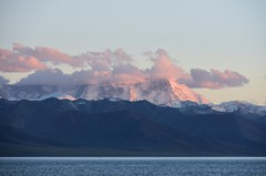 Lake Namtso and Nyenchen Tanghla Mountains, Tibet  (19) (Prof. Mortel) Tags: tibet lake namtso
