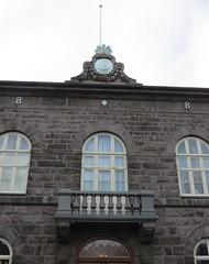 Alþingishúsið Detail (Reykjavík, Iceland) (courthouselover) Tags: iceland ísland europe europa capitalregion greaterreykjavik greaterreykjavík höfuðborgarsvæðið reykjavik reykjavík nationalcapitols northerneurope nordiccountries is