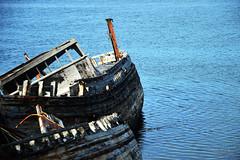 Hebrides 109 (onesecbeforethedub) Tags: vilem flusser technical images onesecbeforetheend onesecbeforethedub hebrides travel travelling traveling isle mull boat ship shipwreck
