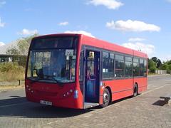 LJ56VSY Alexander Dennis Enviro B26F (John Wakefield) Tags: lj56vsy alexander dennis 7a a2b travel london trumpington pr