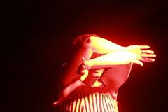 Lili and the Sparrow (LolaKatt) Tags: asheville nc northcarolina usa us unitedstates theodditorium westasheville color colorphotography photography performance performer theatre ashevillefringefestival people peoplephotography 2015 acting canon canonphotography canonrebelt2i inside