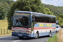 BIB4843  ''Dales Delight''  Bibbys, Ingleton (highlandreiver) Tags: dalemain bib4843 bib 4843 bibbys coaches ingleton north yorkshire dales van hool bus coach cumbria