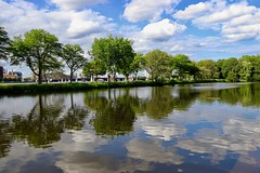 Reflections in Boston (ole_G) Tags:
