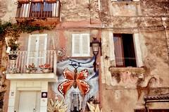 Crotone città vecchia (michele.palombi) Tags: kroton calabria film 35mm kodak ektar100 colortec c41 negativo colore italy south