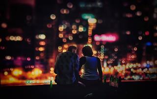 Summer Nights City Lights
