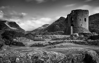 Castell Dolbadarn - Snowdonia, Wales