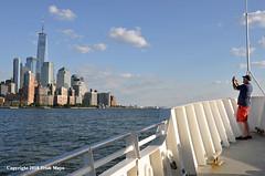 Photo Op (Trish Mayo) Tags: skyline newyorkskyline hudsonriver boat ohny openhousenewyork
