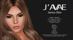 JANICE (J'AVAE) Tags: javae gaeg t