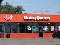 Dairy Queen Shamrock, TX (Coolcat4333) Tags: former dairy queen 1243 n main st shamrock tx