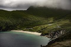 Achill Island (jim2302) Tags: achillisland island achill fuji fujinon ireland thisisireland mayo beach aquasea sea atlantic ocean thewest wasser mountainside grass water sky bay rock coast mountain