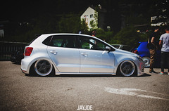 SWISSBOX MEETING 2018 (JAYJOE.MEDIA) Tags: vw polo volkswagen low lower lowered lowlife stance stanced bagged airride static slammed wheelwhore fitment