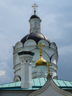 Kolomenskoye - Bell Tower of The Ascension of St George, Moscow