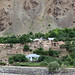 View to Afghanistan from Tajikistan