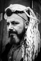 MeraLuna_2018 (20) (uwesacher) Tags: porträt personen himmel mera luna 2018 hildesheim flughafen sonne wolken bw sw mèraluna einfarbig konzert openair gothic festival