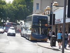Stagecoach South West 15928 (Welsh Bus 18) Tags: stagecoach scania n230ud adl enviro400 southwest stagecoachgold 15928 yn63bxd torquay dph4728f