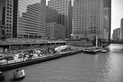 JJN_4846 (James J. Novotny) Tags: clark blackwhite unlimitedphotos d750 nikon downtown chicago citylife city building buildings bw