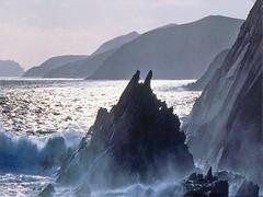 Irlande, l'océan et en furie (Roger-11-Narbonne) Tags: irlande océan falaise