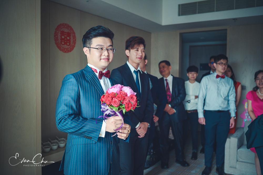 萬豪喜宴-奕誠&娉儀 婚禮紀錄_0053