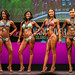 Novice Bikini-4th Sasheena Bremner, 3rd Ranjna Ziprick, 2nd Monica Kennedy, 1st Alyssa Kalyn