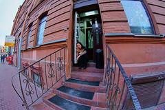 Улицы Петербурга. Люди. (demetris85) Tags: samyang 8mm street people girl saintpetersburg