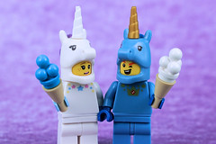 Unicorn in Uniform (Lesgo LEGO Foto!) Tags: lego minifig minifigs minifigure minifigures collectible collectable legophotography omg toy toys legography fun love cute coolminifig collectibleminifigures collectableminifigure series18 series 18 lego71021 71021 unicorn unicornguy unicorngirl series13 13