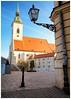 St Martins Cathedral, Bratislava (S.R.Murphy) Tags: april2018 architecture art bratislava urban urbanlandscape statue building church cathedral religion saintmartin stmartin fujifilmxt2 fujifilmxf1855mm stuartmurphy katedrálasvätéhomartina slovakia