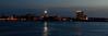 evening at the harbor (Carsten Weigel) Tags: hafen port harbor balticsea ostsee carstenweigel warnemünde rostock mecklenburgvorpommern nacht night blue blau sky himmel evening abend
