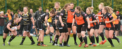 Bending To The Task (Feversham Media) Tags: yorkcityknightsladiesrlfc castlefordtigerswomenrlfc womenssuperleague amateurrugbyleague rugbyleague york yorkstjohnuniversity northyorkshire yorkshire sportsaction