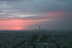 Paris, one year ago (Christopher DunstanBurgh) Tags: paris france frankreich tourmontparnasse toureiffel eiffelturm eiffeltower ladefense