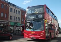 Metrobus E220 on route 127 Wallington 28/07/18. (Ledlon89) Tags: bus buses london transport tfl transportforlondon londonbuses londonbus londontransport