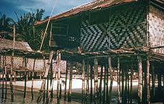 PKN-38-022-Paalwoning Mansinam (Stichting Papua Erfgoed) Tags: papuaheritagefoundation stichtingpapuaerfgoed papua irianjaya voormalignederlandsnieuwguinea nederlandsnieuwguinea irianbarat anthonyvankampen pace