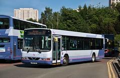 First Glasgow SF51 YAJ (61602) | Route 263 | Killermont St, Glasgow (Strathclyder) Tags: first glasgow firstglasgow volvo b10ble wright renown sf51 yaj sf51yaj 61602 killermont street buchanan bus station scotland olympialivery blantyre sv637