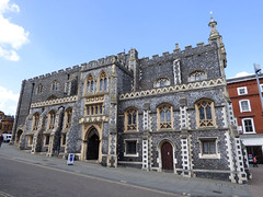Old Norwich Guildhall (Tico Productions) Tags: bassinghamgateway norwich