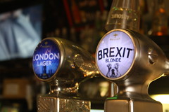 Brexit Blonde (lazy south's travels) Tags: paris france french pumb beer brexit ale bitter pub inn bar alcohol mayday brewery craft