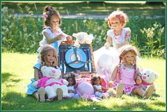 Kindergartenkinder ... wir besuchen heute .......... Burg Hülshoff ... (Kindergartenkinder 2018) Tags: kindergartenkinder sanrike annemoni tivi leleti milina havixbeck burg hülshoff