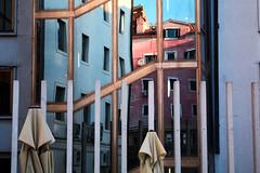 reflection (Rijeka u slikama) Tags: rijeka croatia hrvatska fasade pentaxk7 glass windows