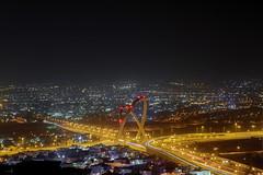 5/6 (zai Qtr) Tags: 56 qatar arc nightphotography rooftop doha westbay explore qatarliving