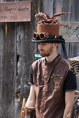 Steampunk Fashion (Toats Master) Tags: steampunk fashion victorian futuristic coldwater