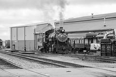 Strasburg Railroad 22 July 2018 (3)_1 (smata2) Tags: railroad steamlocomotive livesteam train strasburgrailroad strasburg