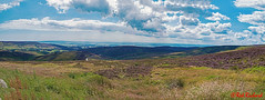 Cairn O'Mount Panorama (red.richard) Tags: view highland cairn o mount aberdeen grampians