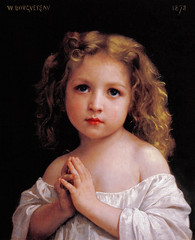 William Adolpe Bourguereau - Little Girl, 1878 at National Museum of Western Art - Tokyo Japan (mbell1975) Tags: taitōku tōkyōto japan jp william adolpe bourguereau little girl 1878 national museum western art tokyo nmwa museo musée musee muzeum museu musum müze museet finearts fine arts gallery gallerie beauxarts beaux galleria painting french portrait