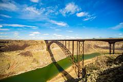 You Burned So Bright (Thomas Hawk) Tags: idaho perrinememorialbridge snakeriver twinfalls usa unitedstates unitedstatesofamerica bridge river fav10 fav25 fav50 fav100