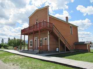 Fort Steele Heritage Town