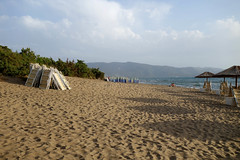 QUIET BEACH (NOSTALGIA OF BEING) (LitterART) Tags: iltramonto gianella beach strand sony sonyrx100 tranquility stille abend evening