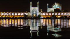 Isfahan (The eclectic Oneironaut) Tags: 2018 6d canon eos iran isfahan selected travel viajes isfahanprovince irán ir square awesome night long exposure tripod