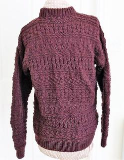 Wedding gift wool sweater