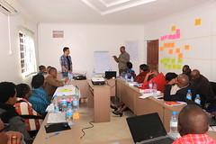 DDA Training Session (pingosforum) Tags: datadrivenadvocacy pacttanzania pactwashington dda wildaf