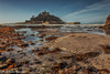 St Michaels Mount Marazion 🏰⛪️ (martin.baskill) Tags: stmichaels mount seaweed sea rocks cornwall seascape marazion april 2018 beach shore sand bay sky water ocean pools waves castle