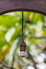 Something's missing (A Different Perspective) Tags: bali ubud broken green lamp light missing ornament wire wood